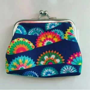 Handbags - Pretty Flower Pattern Little Coin Purse